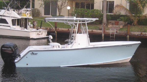 Stuart Boatworks 23FS