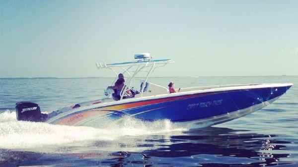 Carrera Boats 36
