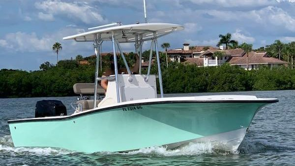Chris-Craft Scorpian 213 CC