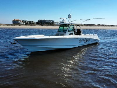 2017 Boston Whaler<span>370 Outrage</span>