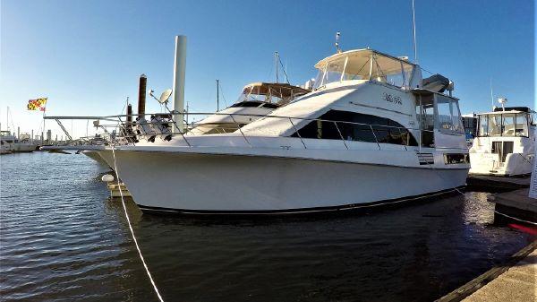 Ocean Yachts 44 Motor Yacht