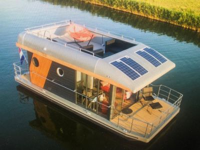 2020 Houseboat<span>- 2021</span>