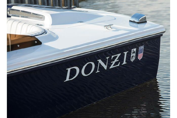 2019 Donzi 22 Classic - Total Marine