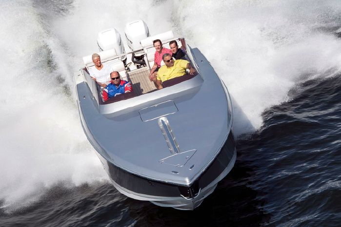 2019 Donzi 41 GT - Total Marine