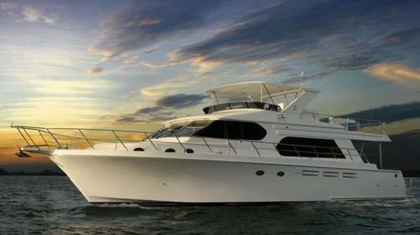 Ocean Alexander 64 Pilothouse Manufacture supplied photo