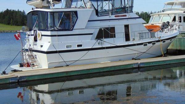 Trawler Present
