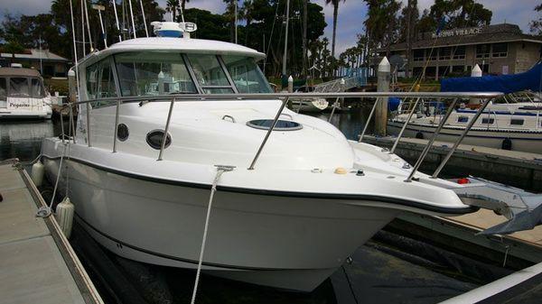 Seaswirl SF YAMAHA 225HP