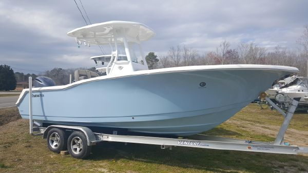 New Tidewater 232 adventure Boats For Sale - Oyster Cove Boat Works