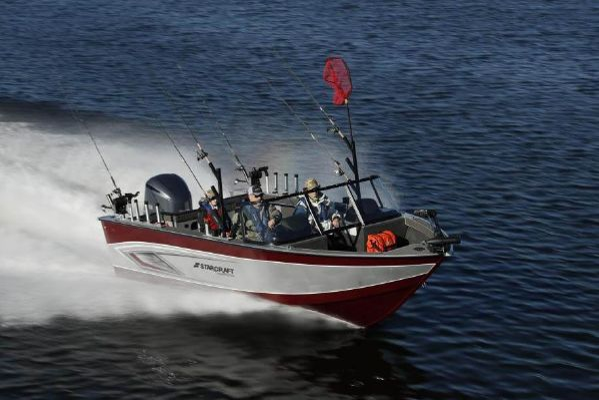 Starcraft Fishmaster 210 - main image