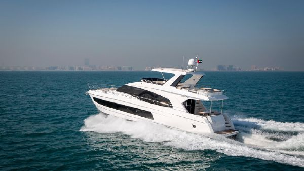 Gulf Craft Majesty 62