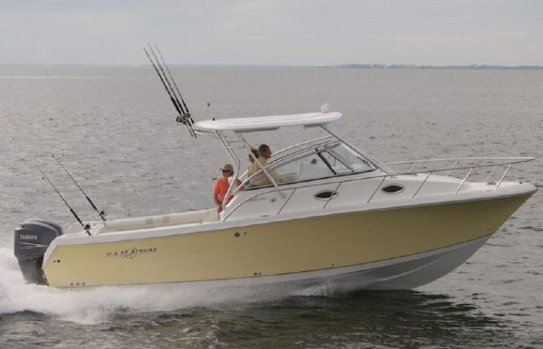 2019 Sailfish 320 Express