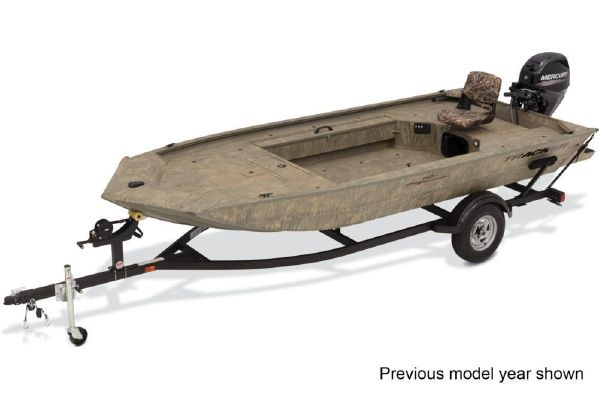 Tracker Grizzly 1654 T Sportsman - main image