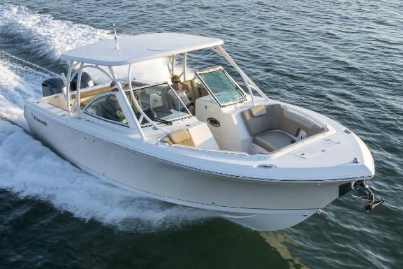2019 Sailfish 325 DC