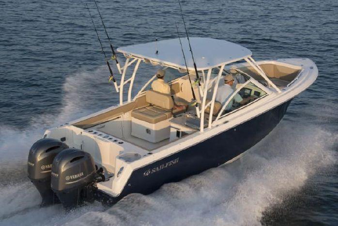 2019 Sailfish 275 Dc Atlantic Marine