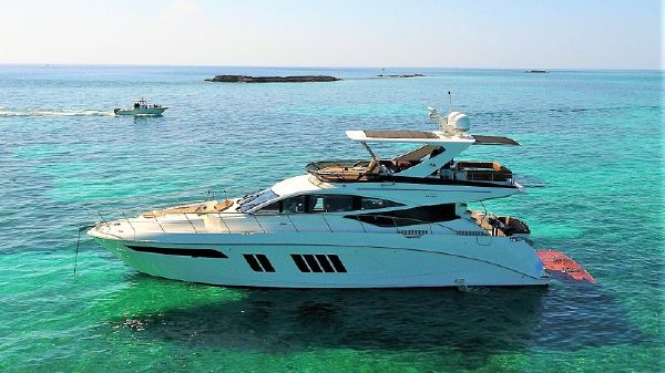 Sea Ray L650 Flybridge 65 Sea Ray CAPRICHO