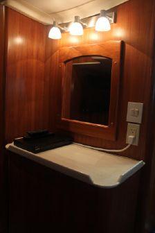 Hunter 41 Deck Salon image