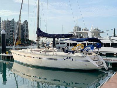 1991 Jeanneau<span>Voyage 12.50</span>