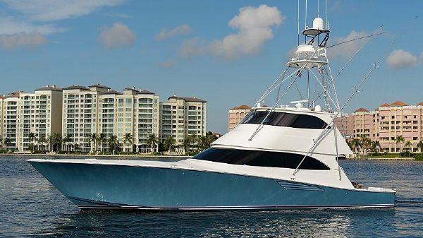 Viking 70 EB Sportfish w/ Seakeeper Conquest