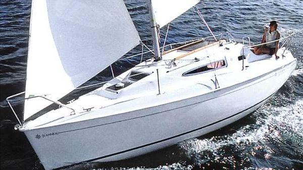 Jeanneau Sun Odyssey 24.2 Manufacturer Provided Image