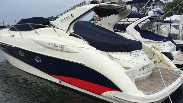 Azimut 47 Atlantis Express/Motor Yacht