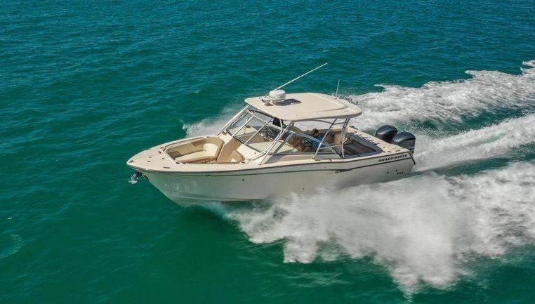 2014 Grady-White Freedom 307 Naples, Florida - Yachts 360