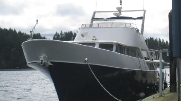 Grafton Boatworks Expedition Trawler