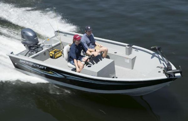 2019 Smoker Craft 160 Freedom SC