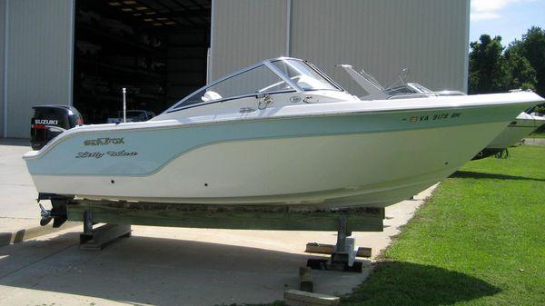 Sea Fox 216 DC