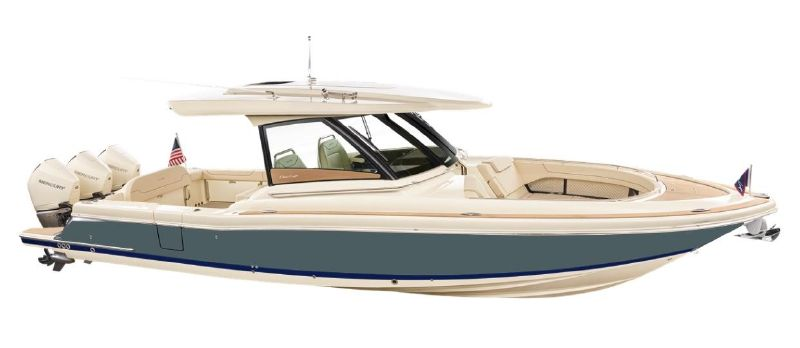 Chris-Craft Calypso 35 Heritage Edition - main image