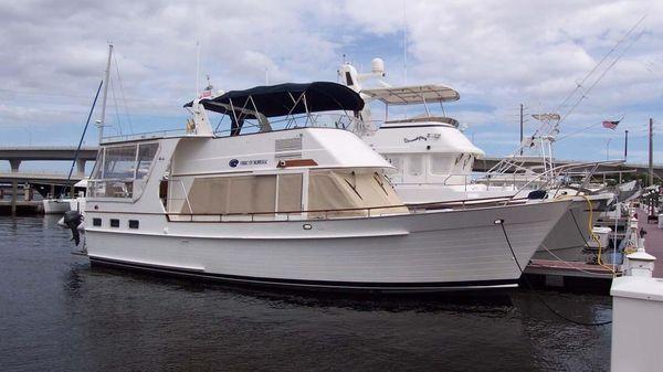 Island Gypsy Aft Cabin Motoryacht