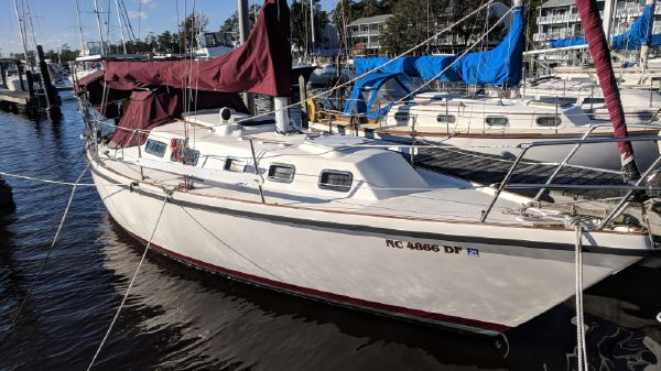 Seafarer Swiftsure 30