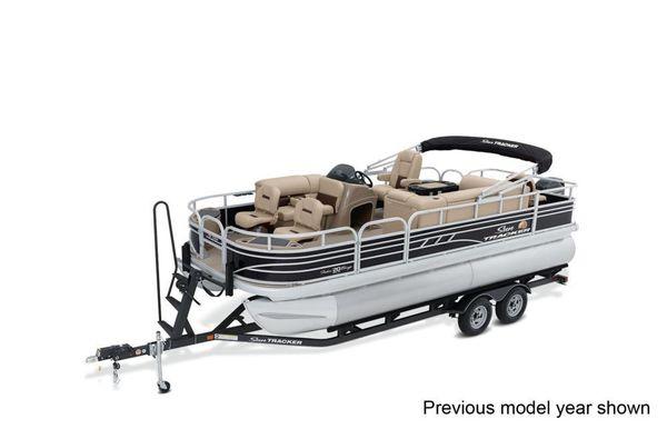2022 Sun Tracker Fishin' Barge 20 DLX