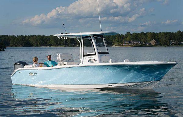 2018 Sea Hunt Ultra 255 SE