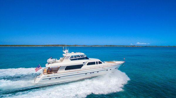 Horizon  82' Horizon Motor Yacht CAROL ANN
