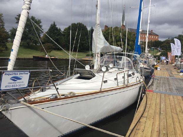 1989 Sabre Yachts 38 Mk II
