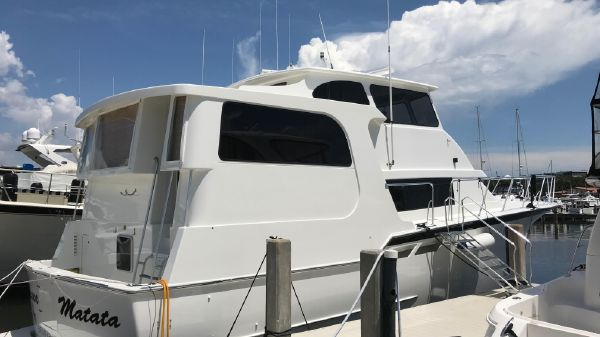 G&S Aft Cabin Motoryacht