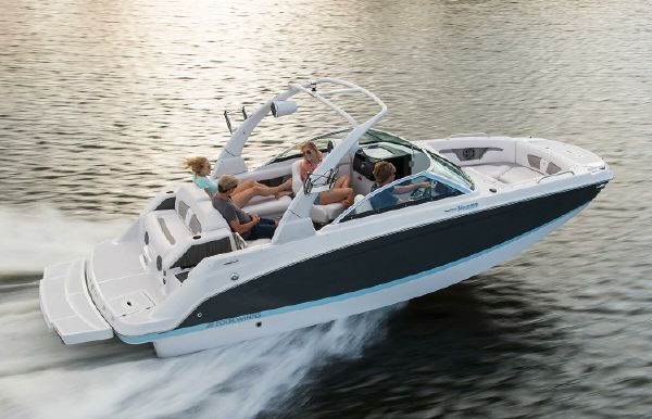 2018 Four Winns HD220 Surf
