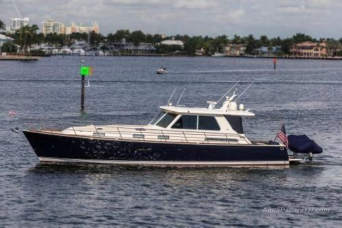 2009 Sabre Yachts 52 Salon Express