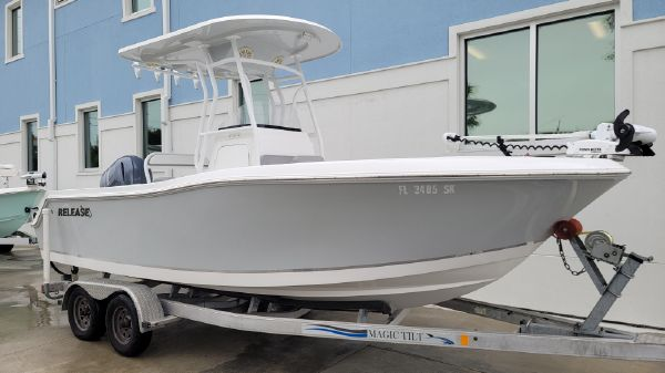 Release Boatworks 208