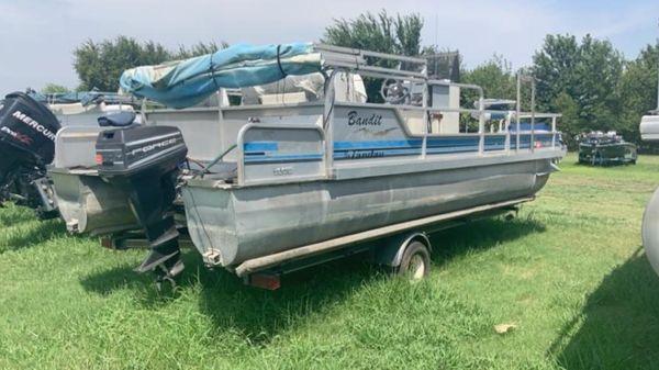 Bandit Fishing barge 20