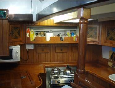 Haji Abdullah 43ft Classic Solid Wood Ketch image