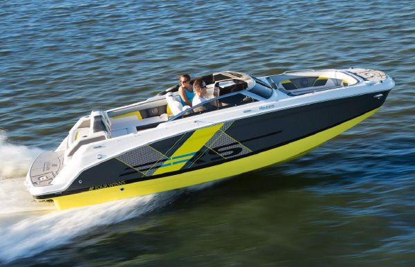 2018 Four Winns HD220RS Surf
