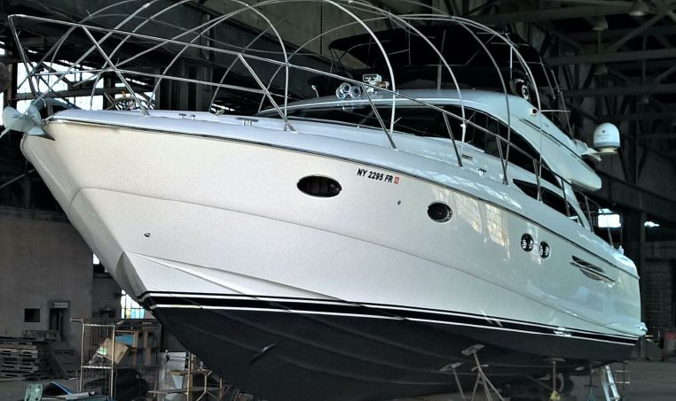 2005 Viking Sport Cruisers Sell Connecticut