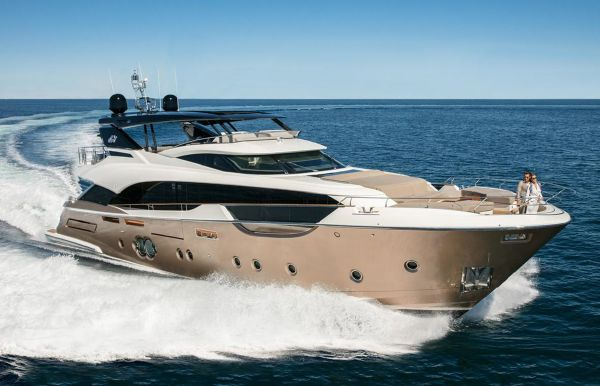 2019 Monte Carlo Yachts MCY 96