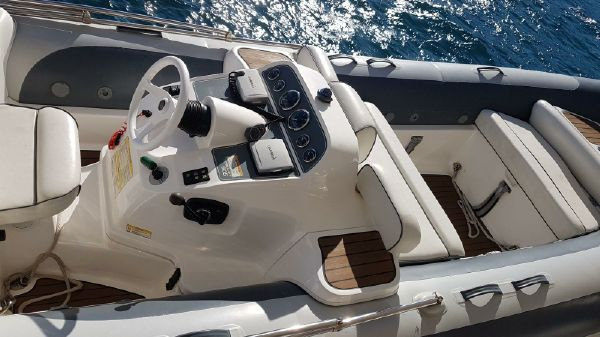 Williams Jet Tenders 505D