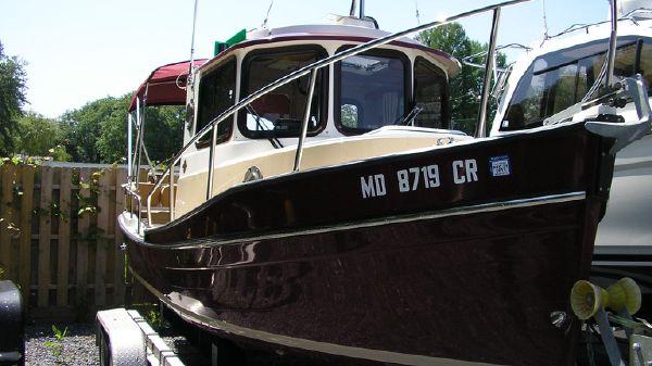 Ranger Tugs 21 EC