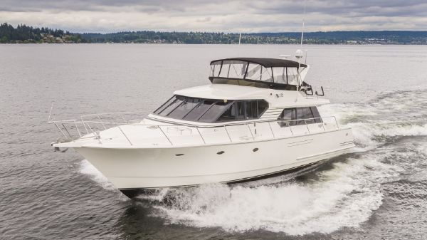 West Bay 58 Pilothouse Motor Yacht
