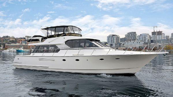 West Bay 58 Pilothouse Motor Yacht