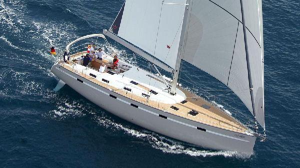 Bavaria Cruiser 55 Starboard