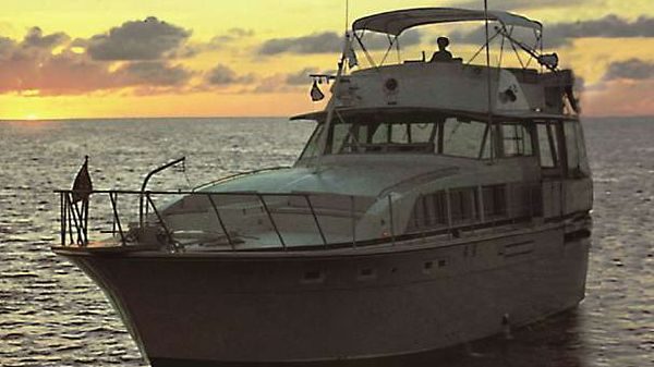Bertram 58 Flybridge Motor Yacht